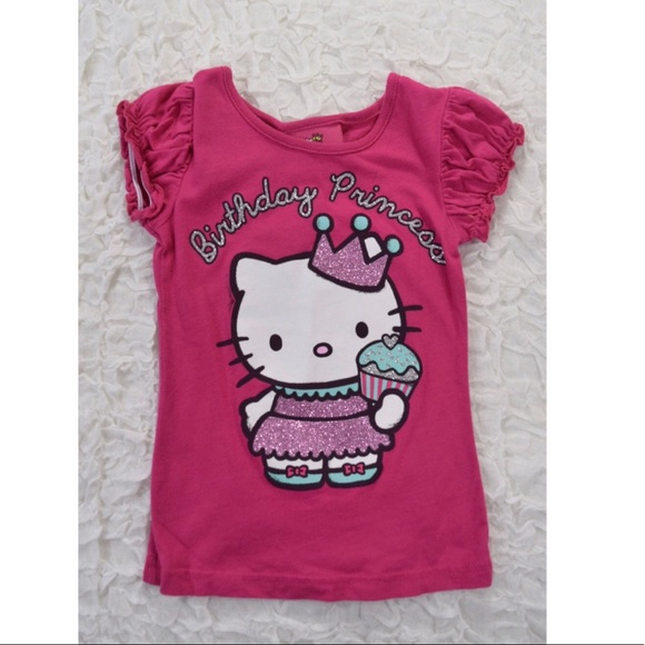 Hello Kitty Shirts Tops